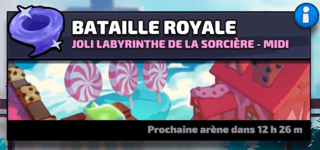 Mode Bataille Royale