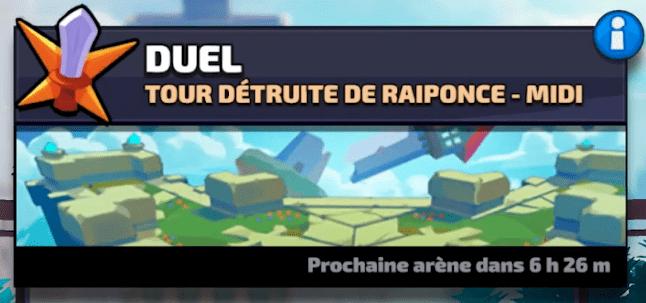 Mode Duel Smash Legends