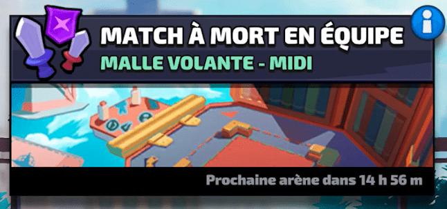 Mode Match à mort en équipe