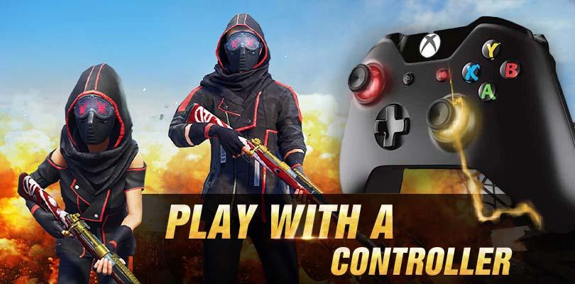 PUBG Mobile mit einem Controller spielen