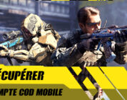 Récupérer son compte Call of Duty Mobile