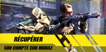 Recover your Call of Duty Mobile account