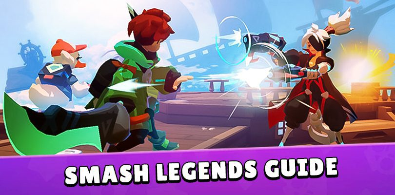 Smash Legends Beginner's Guide