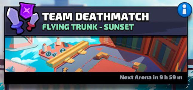 Team Death Match Mode