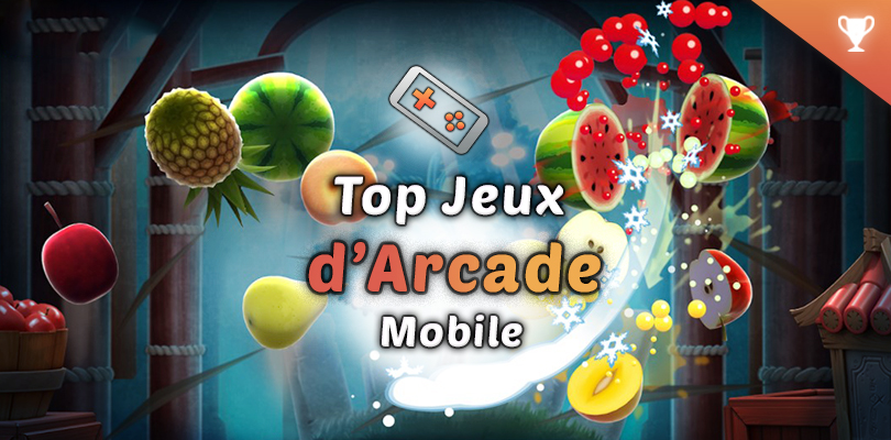 Jeux d'arcade mobile gratuits