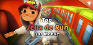 Meilleurs runners mobile Android iOS