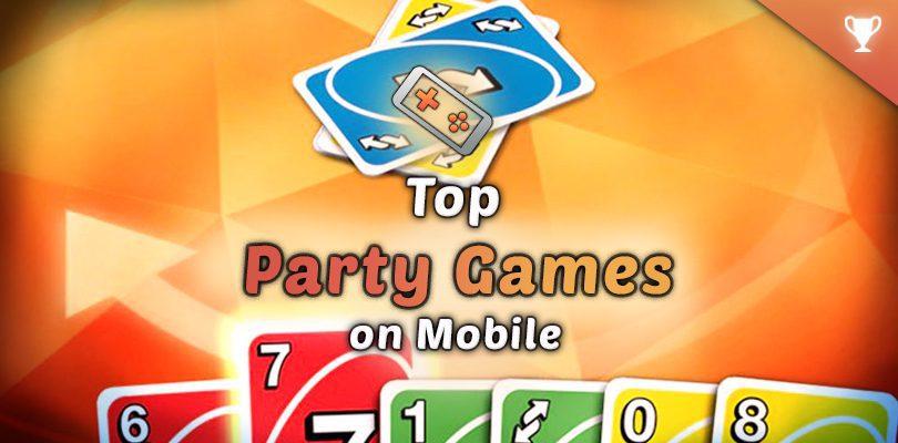 Beste Partyspiele auf dem Handy
