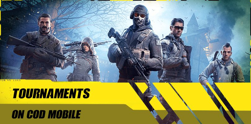 Turniere Call of Duty Mobile