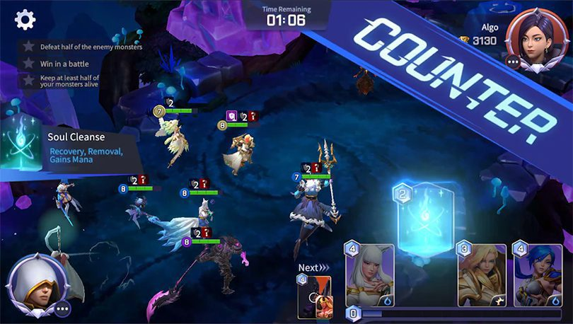 gameplay Lost Centuria