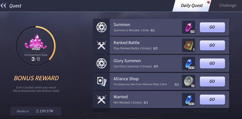Rewards Lost Centuria  quotient quests