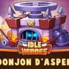 Idle Heroes Donjon d'Aspen