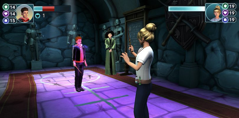 Duel Harry Potter: Hogwarts Mystery