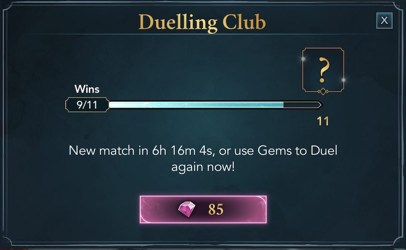 Duellierclub Harry Potter: Hogwarts-Mysterium