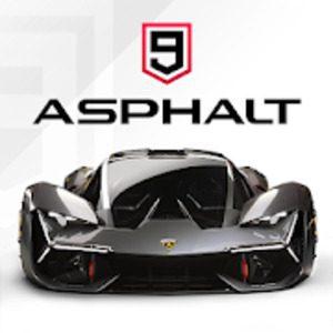 icon Asphalt 9: Legends