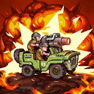 icône Jackal Squad - Tank Hero & Pixel World War