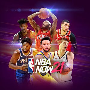 icône NBA NOW 21
