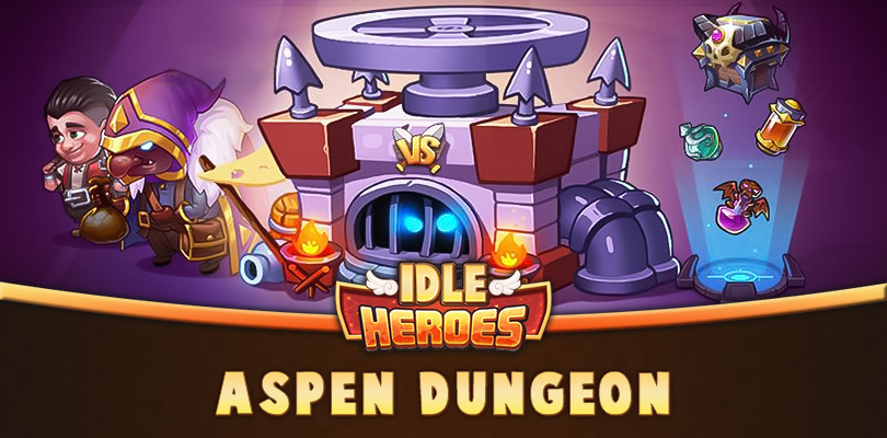Idle Heroes Aspen Dungeon