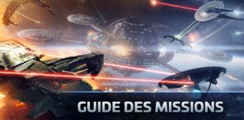 Guide des missions dans Star Trek Fleet Command