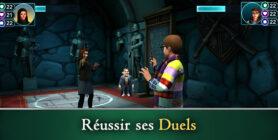 Duelle Harry Potter Geheimnis von Hogwarts