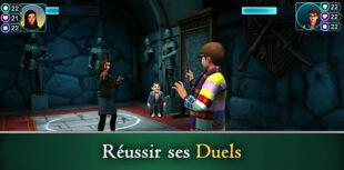 Duels Harry Potter Hogwarts Mystery
