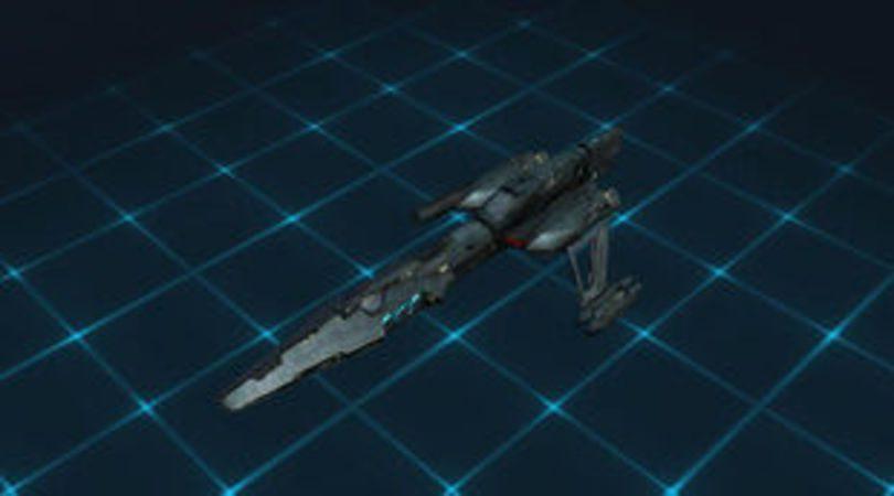 Vaisseau Talla dans Star Trek Fleet Command