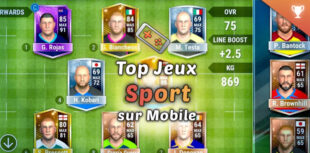 Beste mobile Sportspiele - Android iOS