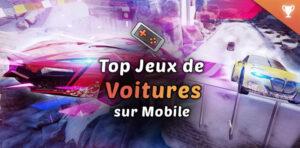 Meilleurs jeux de voiture Android et iOS