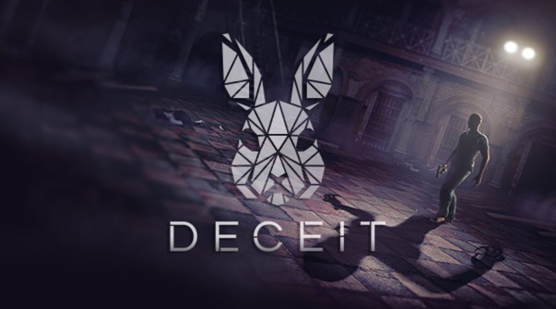 Jeux comme Among Us : Visuel du jeu PC Deceit