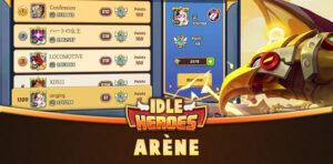 Arène Idle Heroes