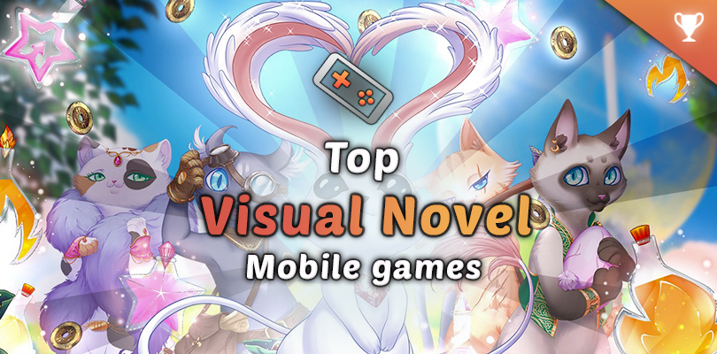 Best Android visual novel games