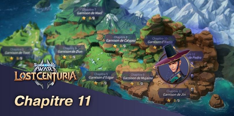 Chapitre 11 Lost Centuria