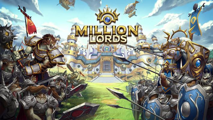 Million Lords, un MMORTS français