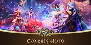 Combats auto Summoners War
