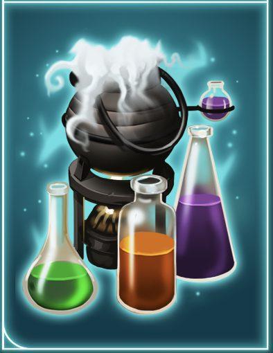 soluces Harry Potter: Hogwarts Mystery Cours de Potions
