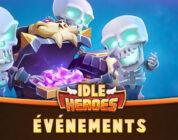 Guide événements Idle Heroes