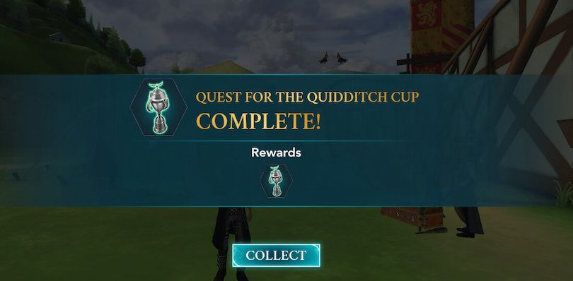 Event Quidditch chapitre 9 - Quest for the Quidditch Cup