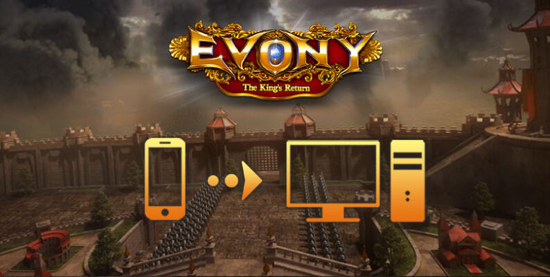 Evony PC