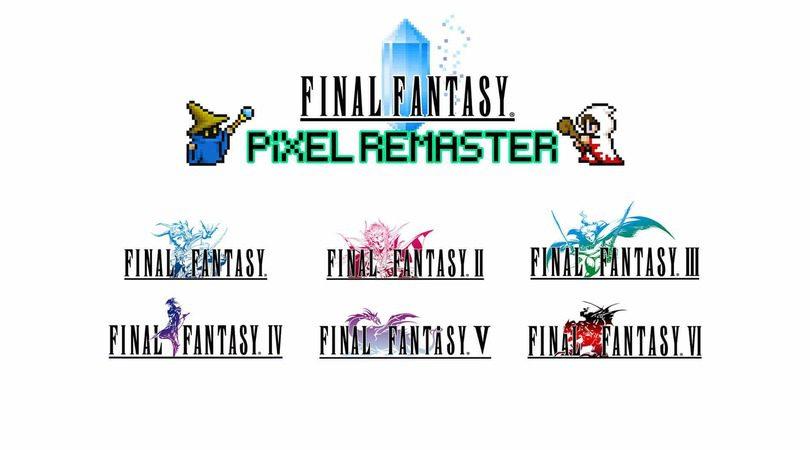 Pixel Remaster de Final Fantasy par Square Enix - Annonce à l'E3