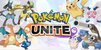 List of Pokémon from Pokémon Unite