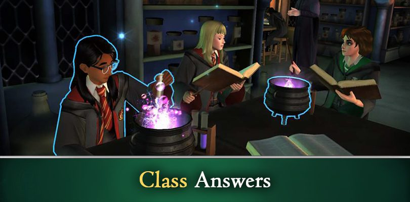 Soluces Harry Potter Hogwarts Mystery beantwortet Fragen