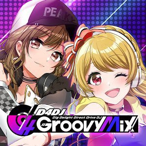 icône D4DJ Groovy Mix