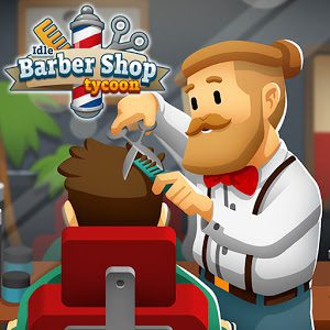 icône Idle Barber Shop Tycoon