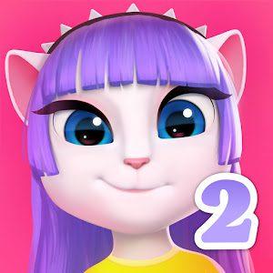 icône Ma Talking Angela 2