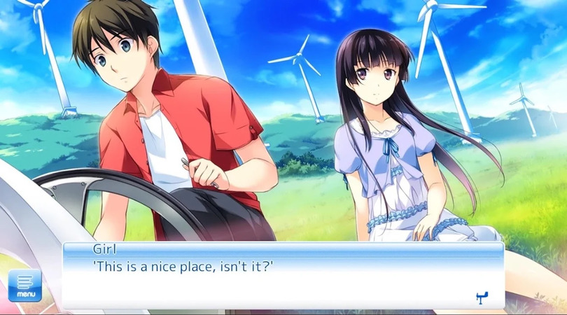 Visual Novel Android IF MY HEART HAD WINGS