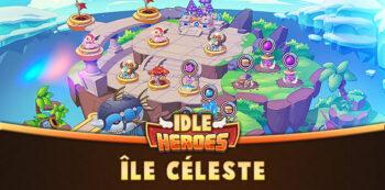 Celestial Island Idle Heroes
