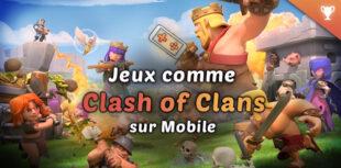 Spiele wie Clash of Clans
