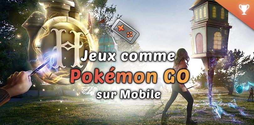 Jeux comme Pokémon GO