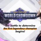 Lost Centuria World Showdown
