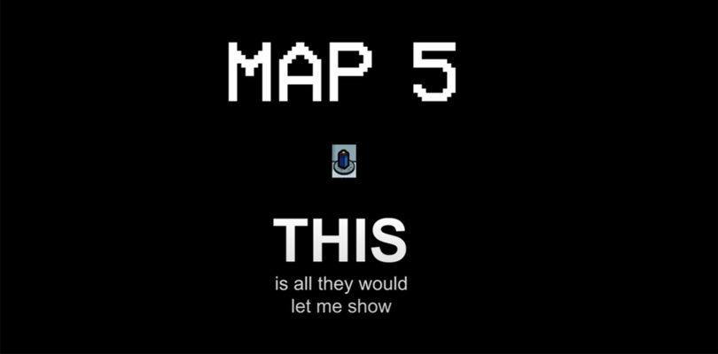 map 5 Among Us