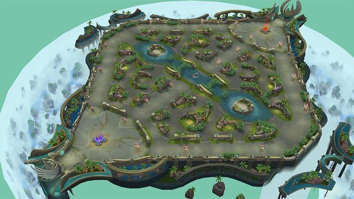 Map Mobile Legends